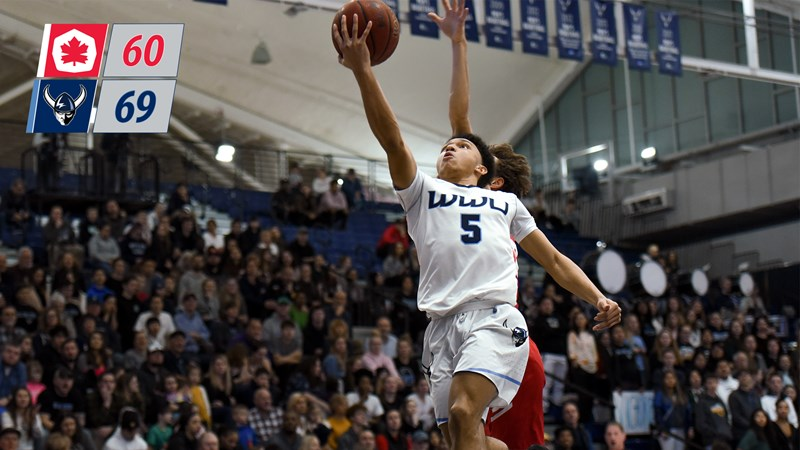 Vikings Close Out Home Schedule With 69-60 Win over Simon Fraser on Senior Night - Western Washington University Athletics