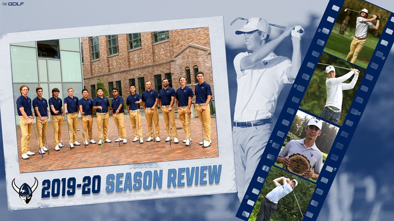 2019-20 Men's Golf Season in Review - Western Washington University Athletics